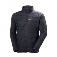 Helly Hansen Sogn Insulator mens ski jacket, blå