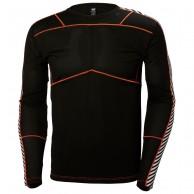 Helly Hansen Lifa Crew skiunderwear, mens, black