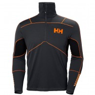Helly Hansen Lifa Merino Hybrid Top, mens dark blue