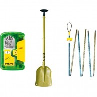 Pieps Sport T safety bundle with beeper, probe and shovel