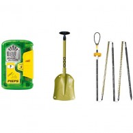 Pieps Sport S safety bundle with beeper, probe and shovel