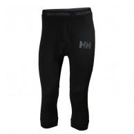 Helly Hansen Lifa Merino Hybrid 3/4 Pant, mens dark blue