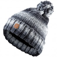 4F/Outhorn knitted beanie, women, grey