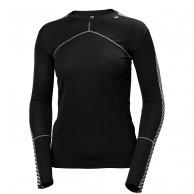 Helly Hansen Lifa Crew, skiunderwear, dame, black