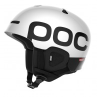 POC Auric Cut Backcountry Spin, ski helmet, white