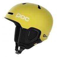 POC Fornix, ski helmet, litium yellow