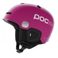 POCito Auric Cut Spin, kids ski helmet, pink