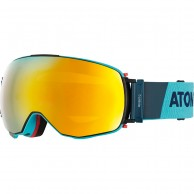 Atomic Revent Q, goggles, blue