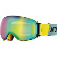 Atomic Revent Q, goggles, green
