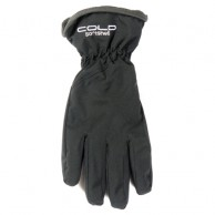 Cold Softshell glove, black