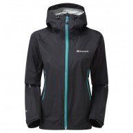 Montane Womens Atomic Jacket, Black