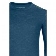 Ortovox Merino 105 Ultra Long Sleeve, blue