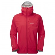 Montane Atomic Jacket, Mens Shell Jacket, red