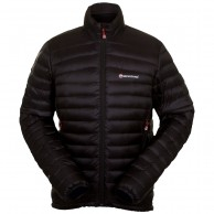 Montane Featherlite Down Micro Jacket, Mens Down Jacket, black
