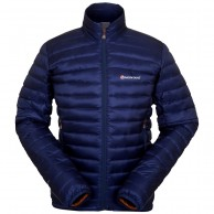Montane Featherlite Down Micro Jacket, Mens Down Jacket, blue