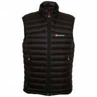 Montane Featherlite Down Vest, black