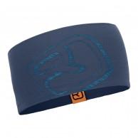 Ortovox Merino Cool Logo headband, blå