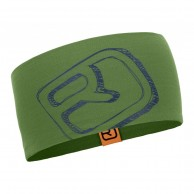 Ortovox Merino Cool Logo headband, green
