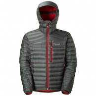 Montane Featherlite Down, Mens Down Jacket, grey