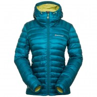 Montane Womens Featherlite Down Jacket, Zanskar Blue