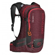 Ortovox Free Rider 22 S, backpack, dark blood blend
