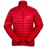 Montane Featherlite Down Micro Jacket, Mens Down Jacket, red