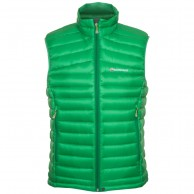 Montane Featherlite Down Vest, green