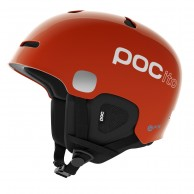 POCito Auric Cut Spin, kids ski helmet, orange