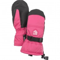 Hestra Gore-Tex Gauntlet mitt, junior, pink