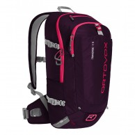 Ortovox Traverse 18 S, backpack, aubergine