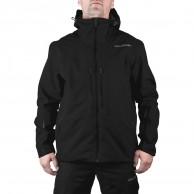 DIEL Aron hard shell jacket, black
