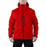 DIEL Aron hard shell jacket, red