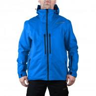 DIEL Aron unisex hard shell jacket, blue
