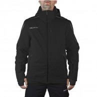 DIEL Bond mens ski jacket, black