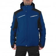 DIEL Chapman mens ski jacket, blue
