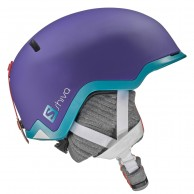 Salomon Shiva Ski Helmet, purple
