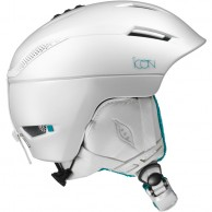 Salomon Icon2 Ski Helmet, white