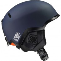 Salomon Hacker Ski Helmet, dark blue