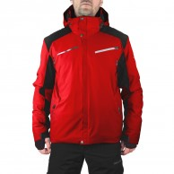 DIEL Chapman mens ski jacket, red