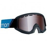 Salomon Juke goggles, black/tonic orange