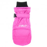 Cold Force mitt JR, sugar pink