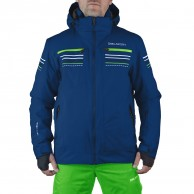 DIEL Chopper mens ski jacket, blue