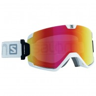 Salomon Cosmic goggles, white