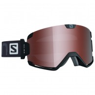 Salomon Cosmic Access goggles, black