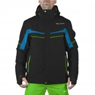 DIEL Charles mens ski jacket, black