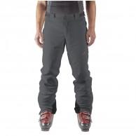 DIEL Bart mens ski pants, grey melange