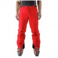 DIEL Bart mens ski pants, red