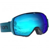 Salomon XT One goggles, blue