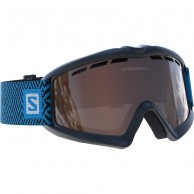 Salomon Kiwi goggles, black/blue