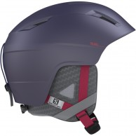 Salomon Pearl2 Ski Helmet, purple